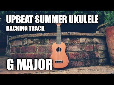 Upbeat Summer Ukulele Instrumental In G Major