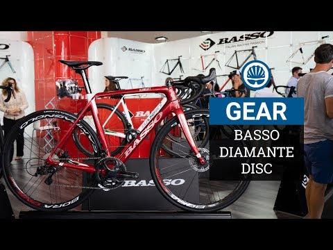 Basso Bikes 2019 - Re-Designed Diamante and An All New Gravel Bike