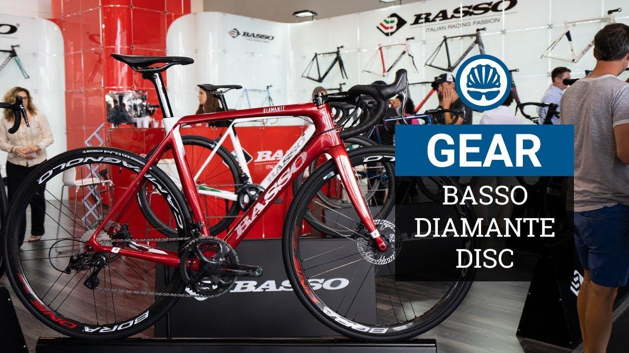 Basso Bikes 2019 - Re-Designed Diamante & All New Gravel Bike