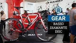 Basso Bikes 2019 - Re-Designed Diamante & All New Gravel Bike