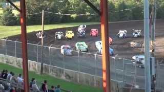 Benton County Speedway | BCS Micro Mod