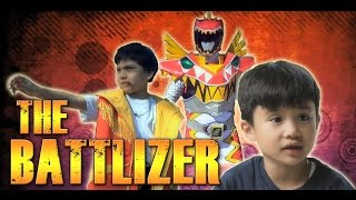 Power Ranger Dino Super Charge The Battlizer Feat. Chris Cantada Force (Fan Film)