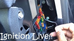 Wiring An Ignition Live on Audi A3