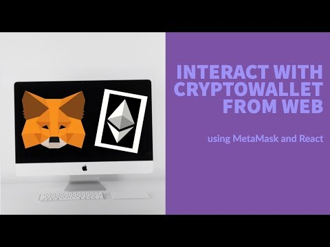 How to use MetaMask in React thumbnail