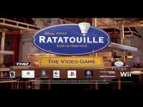 PS3 RATATOUILLE (ΡΑΤΑΤΟΥΗΣ)