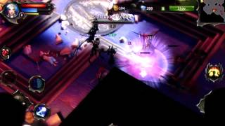 Dungeon Hunter 4 iOS iPhone Gameplay Review - AppSpy.com