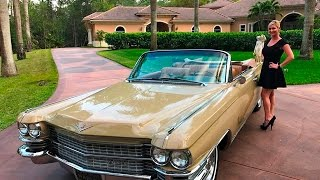 Sold 1963 Cadillac Eldorado Convertible 31000 Actual Mile Title, For Sale By Autohaus Of Naples
