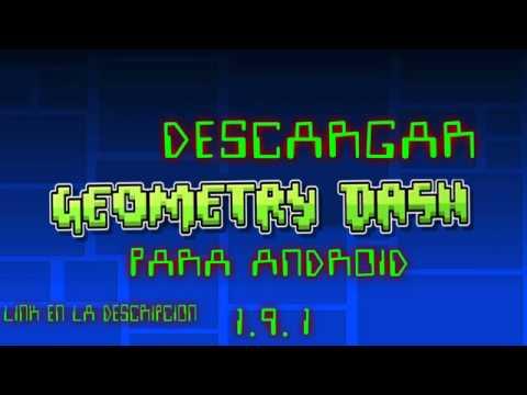 Geometry Dash Apk 1.9.3