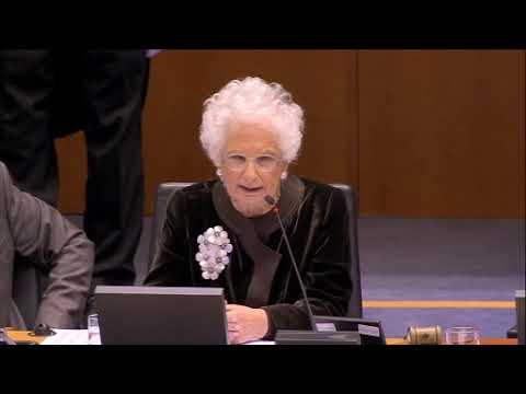 Discorso della senatrice Liliana Segre alla cerimonia di commemorazione delle vittime dell'Olocausto