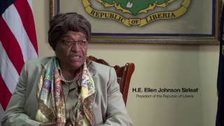 Liberia, two years on: President Ellen Johnson Sirleaf discusses the Ebola outbreak