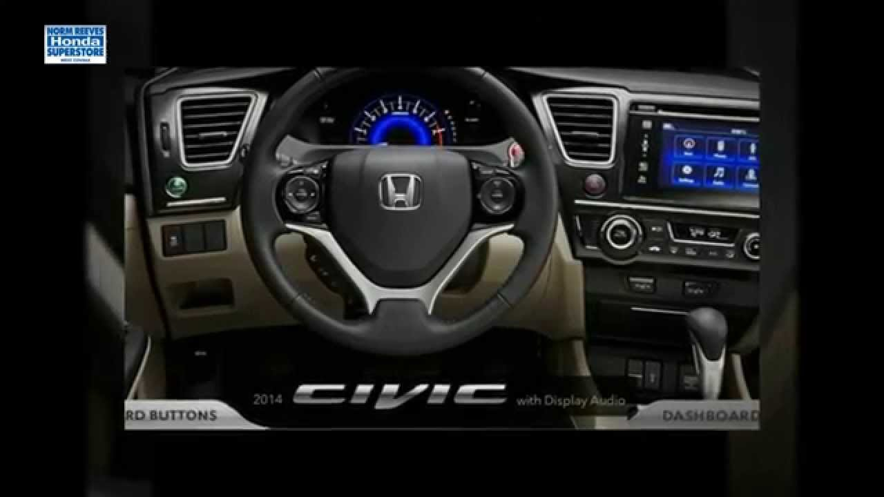 West Covina Honda Honda Civic Dashboard Light Guide Pasadena Ca Youtube