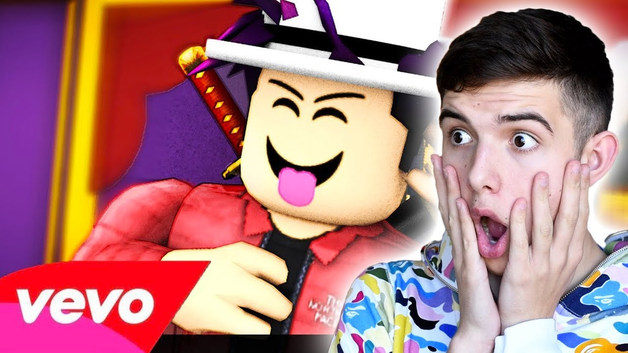 Reacting To Roblox Music Videos 7 - reacting to roblox music videos 13