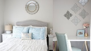TOUR: Guest Bedroom & Bathroom | House to Home 🏡 Ep 12 | Charmaine Dulak