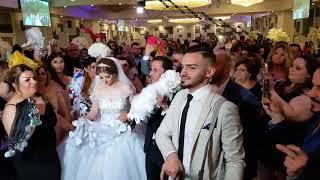 ASSYRIAN WIDDENG 2018   fared & maryam     مراسيم زفاف  فريد & مريم