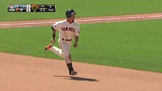 Thrown out at home going for inside the park HR