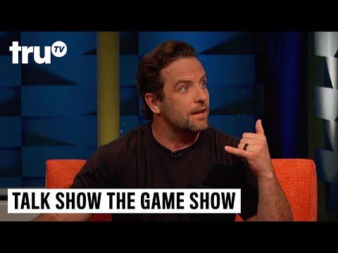 Talk  the Game   T.J. Lavin's Unexpected Visit From Brad Pitt  truTV