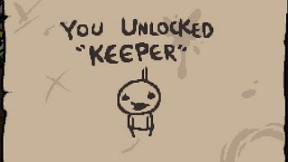 The Binding of Isaac Afterbirth: Unlocking The Keeper and Generosity Achievement