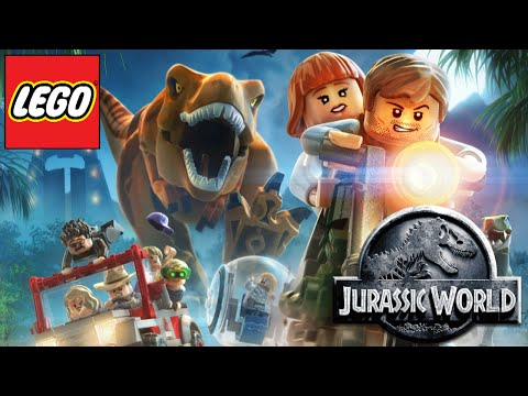 LEGO Jurassic World - Trailer de Dinosaurios [1080p]