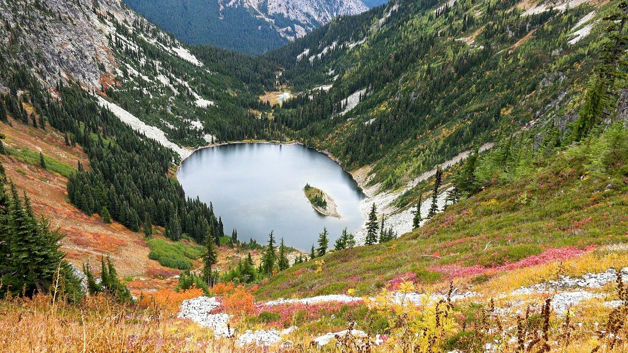 North Cascades National Park, Washington, USA in 4K Ultra HD