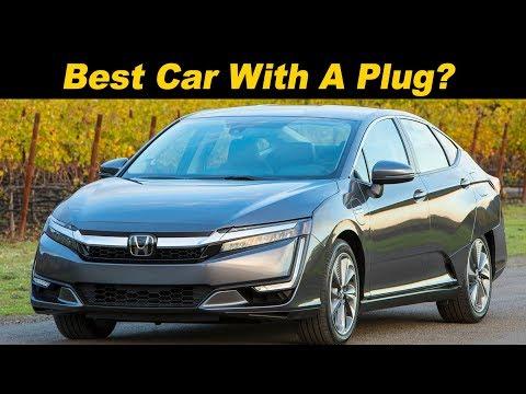 2019 / 2020 Honda Clarity PHEV | The Best Plug-In In America