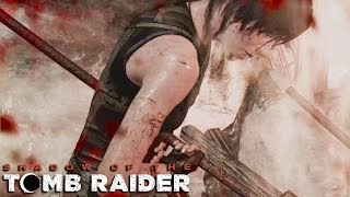 SHADOW OF THE TOMB RAIDER All Deaths Scenes Montage