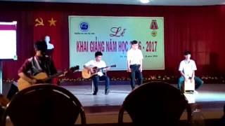 Cover Bống bống bang bang_Chào đón tân sinh viên_Đại học Trà Vinh