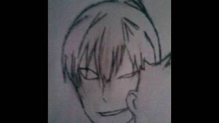 How to draw Kanda, Timothy and Allen