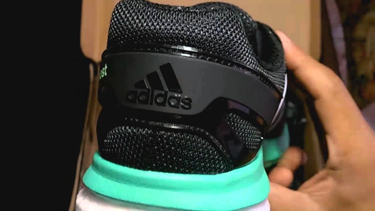 Incomparable Decoración Cosquillas  adidas - questar boost tf m - M29528 - Unboxing - YouTube