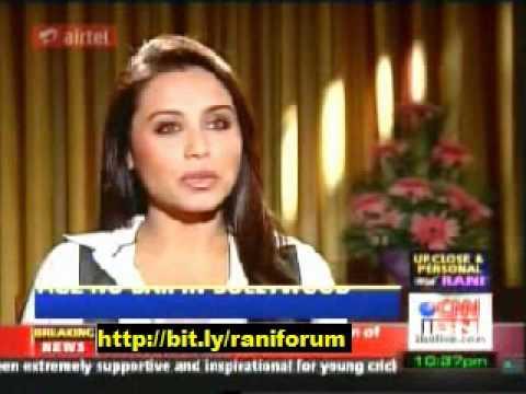 Rani Mukerji interview with Rajeev Masnad 1