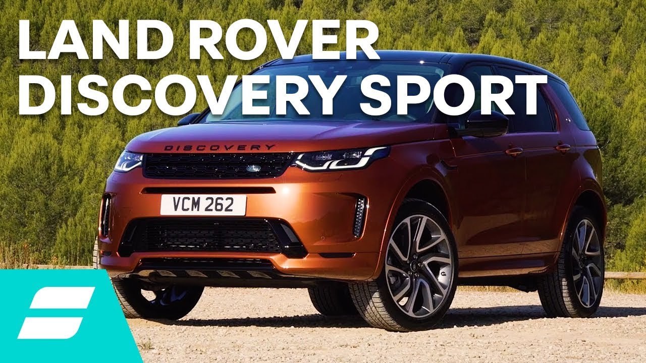 Range Rover Discovery Sport >> 2019 Land Rover Discovery Sport First Drive Review