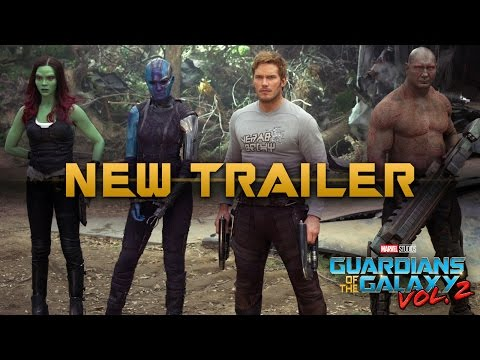 Thumbnail: NEW Guardians of the Galaxy Vol. 2 Trailer - WORLD PREMIERE