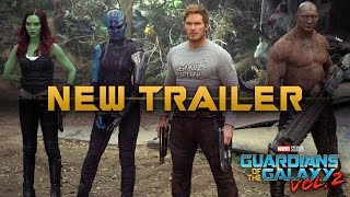 NEW Guardians of the Galaxy Vol. 2 Trailer - WORLD PREMIERE thumbnail