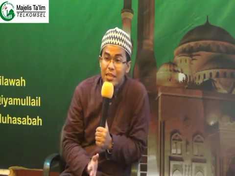 Ustad Budi Ashari,Lc 24 Jam Keseharian Nabi Muhammad SAW 13 14 September 2013 MABIT