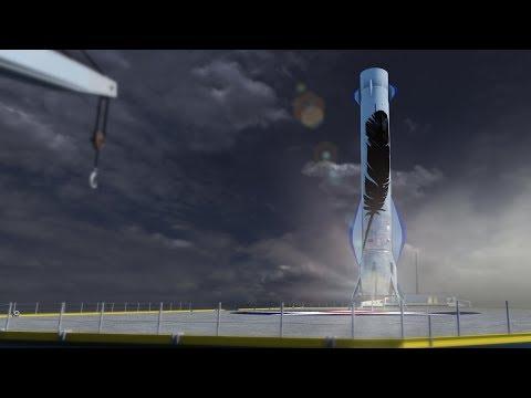 New Glenn: Blue Origins Big Reusable Rocket