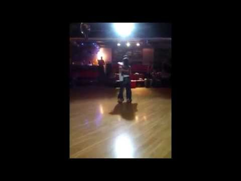 Morgan & Irene Kizomba Milano - demo stage @ New York Club (Bg)
