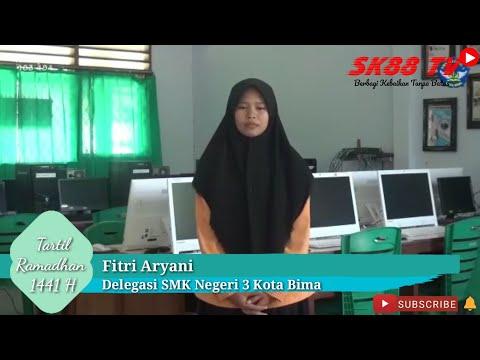 FITRI ARYANI   107   LOMBA VIDEO TARTIL 1441 H   HADIAH JUTAAN RUPIAH   2020