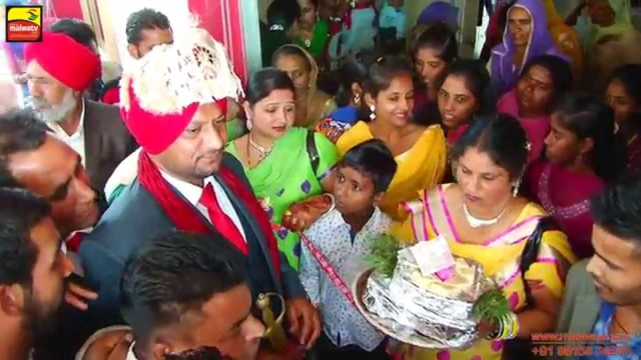 RAJWANT weds AMARJIT || Wedding Function || Full HD || Part 1st.