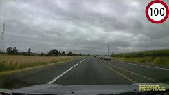 Frankton (Hamilton), Waikato to Papatoetoe, Auckland Drive via SH1 and SH20