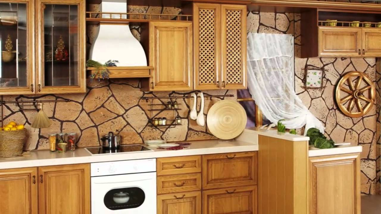 Keuken Landelijke Stijl : Keukens landelijke stijl youtube