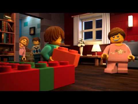 LEGO Holiday Story