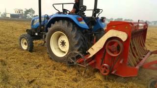 ||Happy seeder||Sadhugarh Farm's||New holland||CNH||6010||