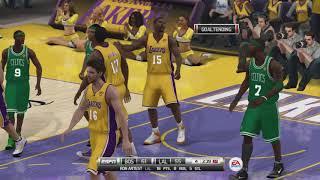 NBA Elite 11 Demo Gameplay [720p] [60fps]