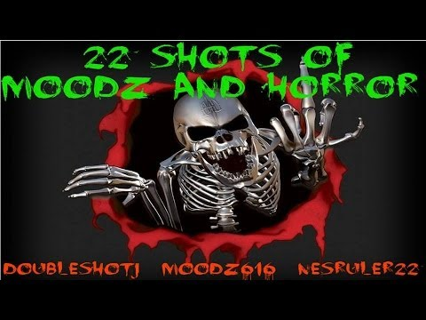 Download Podcast: 22 Shots of Moodz and Horror Ep. 15 (The Banshee Chapter Review)