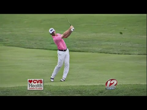 CVS CHARITY CLASSIC: Inside the Ropes