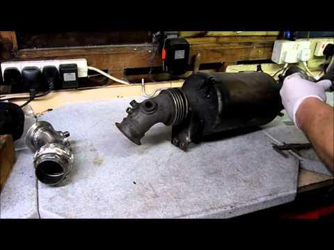 DPF Repair on Volkswagen Crafter