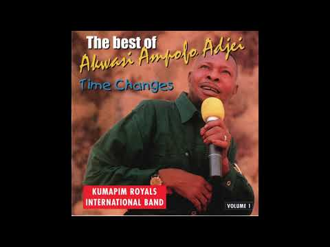 Akwasi Ampofo Adjei & Kumapim Royals International Band - Ohia Yeya Ghana HiLife