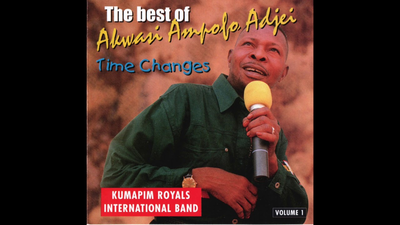 Download Akwasi Ampofo Adjei & Kumapim Royals International Band - Ohia Yeya Ghana HiLife