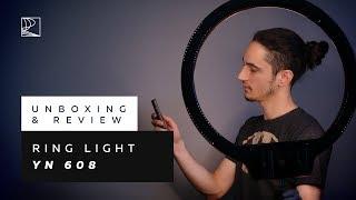 Ring Light: a Luz Perfeita para Retratos