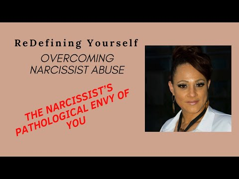 The Narcissist's Pathological Envy Of You