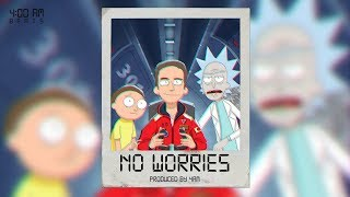 FREE Logic Type Beat 'No Worries' | Instrumental Hip Hop | Untagged | Free Type Beat | 4AMBeats